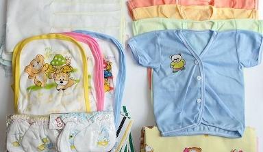 Tips Memilih dan Merawat Pakaian Bayi