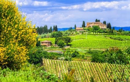Toscane : Vente flash, week-end 2j/1n en hôtel de charme + petits-déjeuners, - 51%