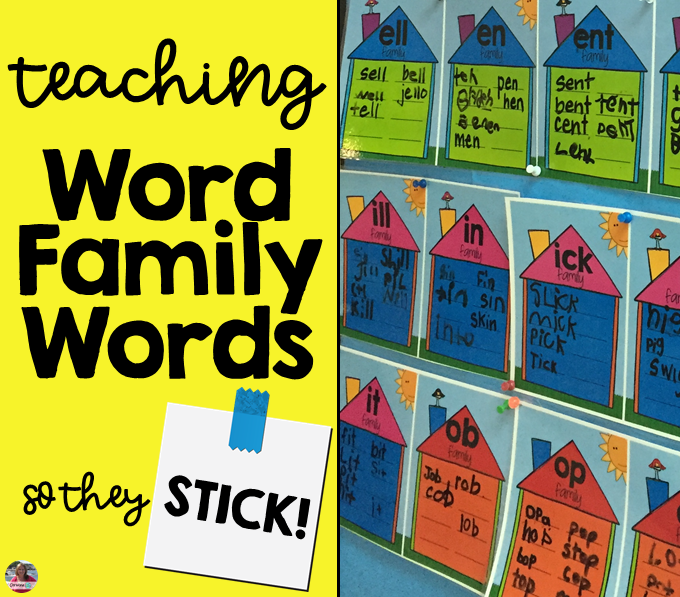 How to Set up a Word Wall that Your Students Will Use - Part 3 ...