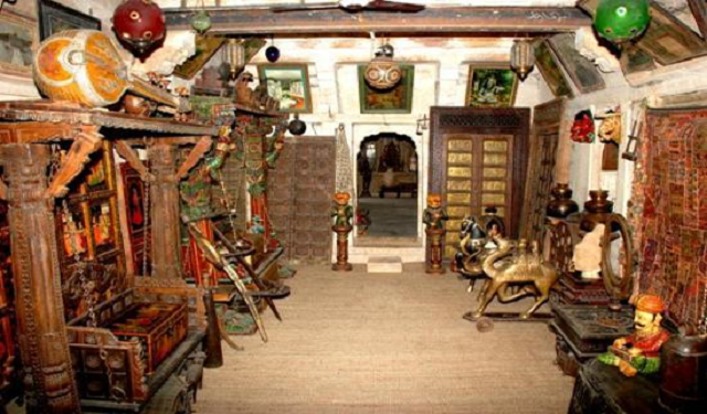 The Thar Heritage Museum in Jaisalmer