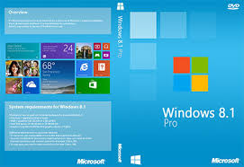 ويندوز 8.1 برو للنواتين 32 و64 بت | بتحديثات ابريل 2018 | Windows 8.1 Pro Vl Update 3