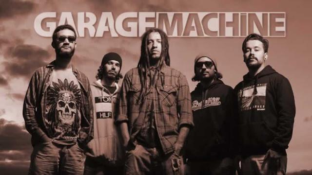 Sábado tem Garage Machine na Choperia Castelinho em Jacutinga(MG)