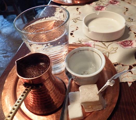 Dzezva wadah kopi