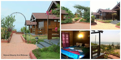 Green Concept Eco Hut, Candolim. Where to stay in Candolim, Goa