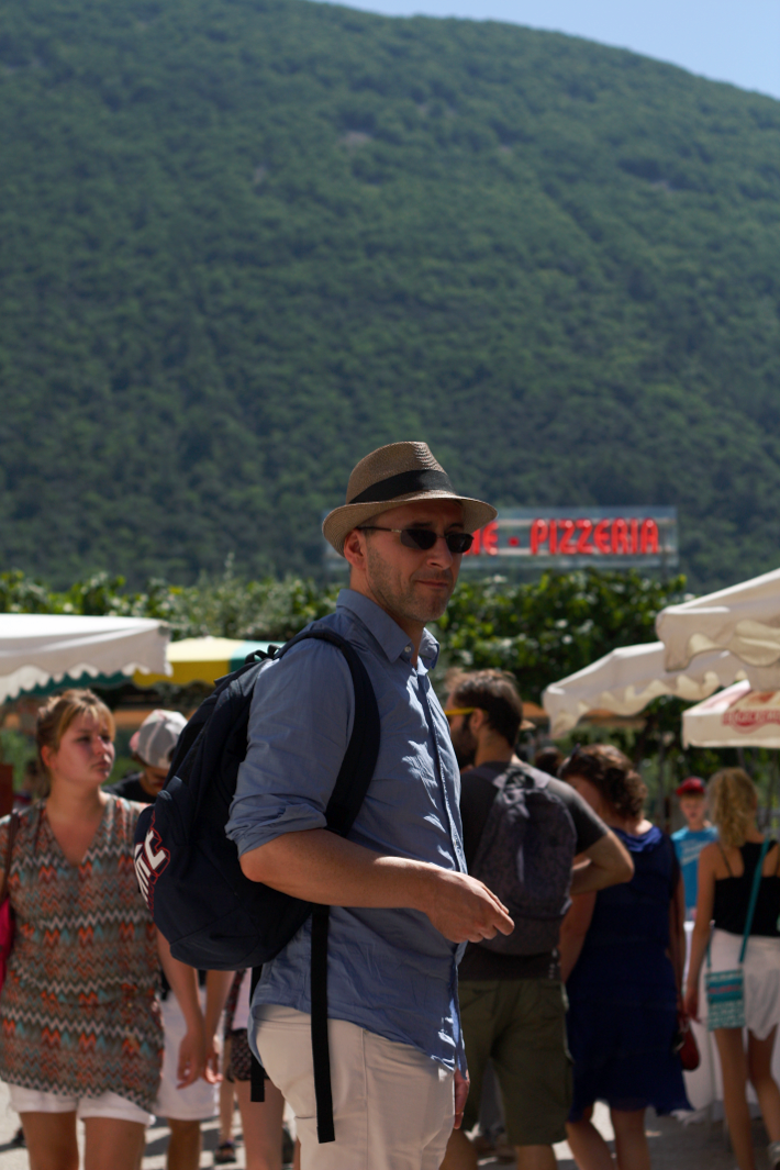 marché provençal nyons