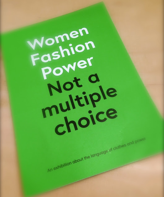Design Museum | Woman Fashion Power