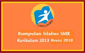 Download Silabus SMK Kurikulum 2013 Tahun 2018/2019