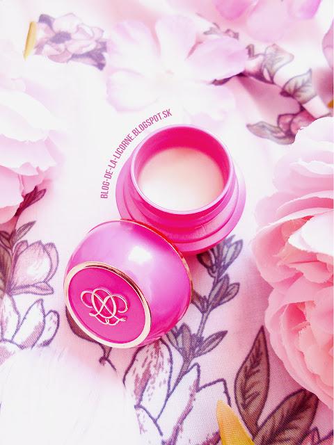 Ružový zázračný balzam Oriflame recenzia