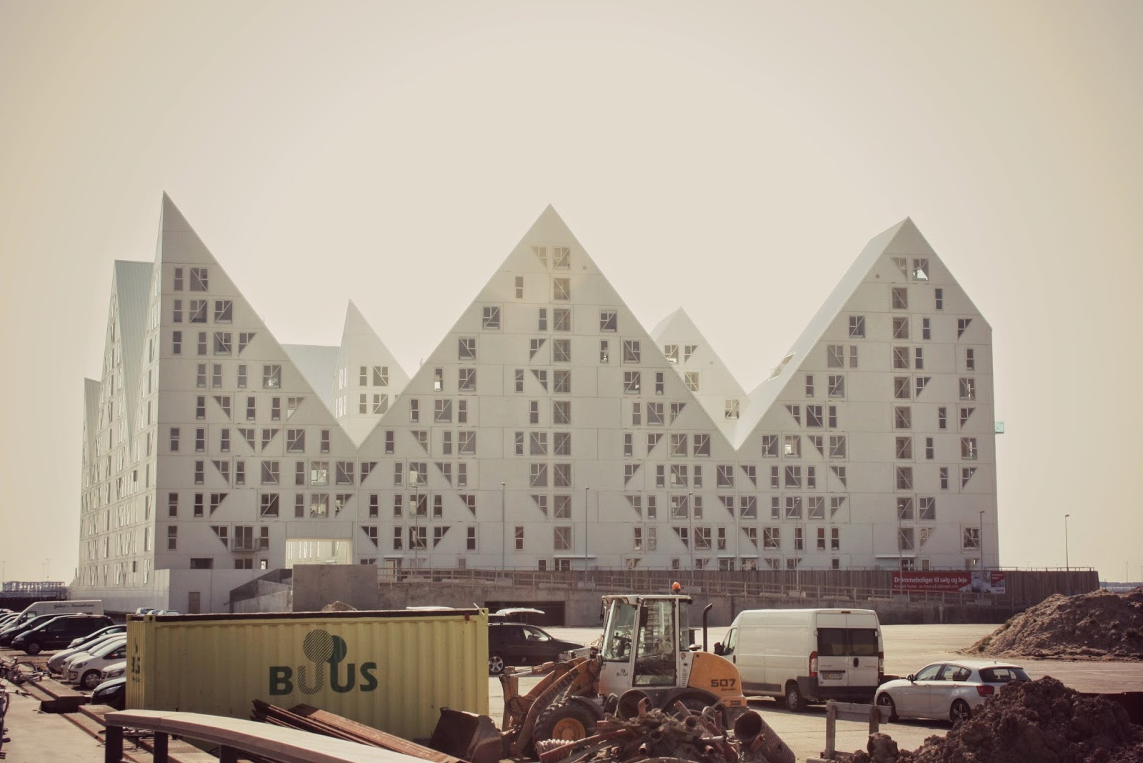 Arquitectura Aarhus Dinamarca