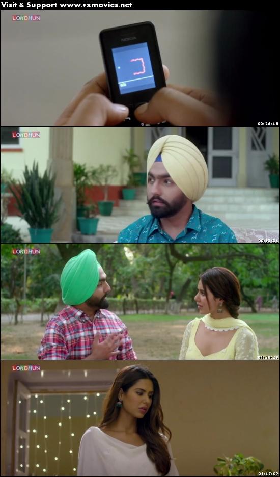 Nikka Zaildar 2016 Punjabi 720p HDRip