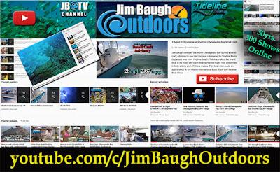 https://www.youtube.com/c/JimBaughOutdoors