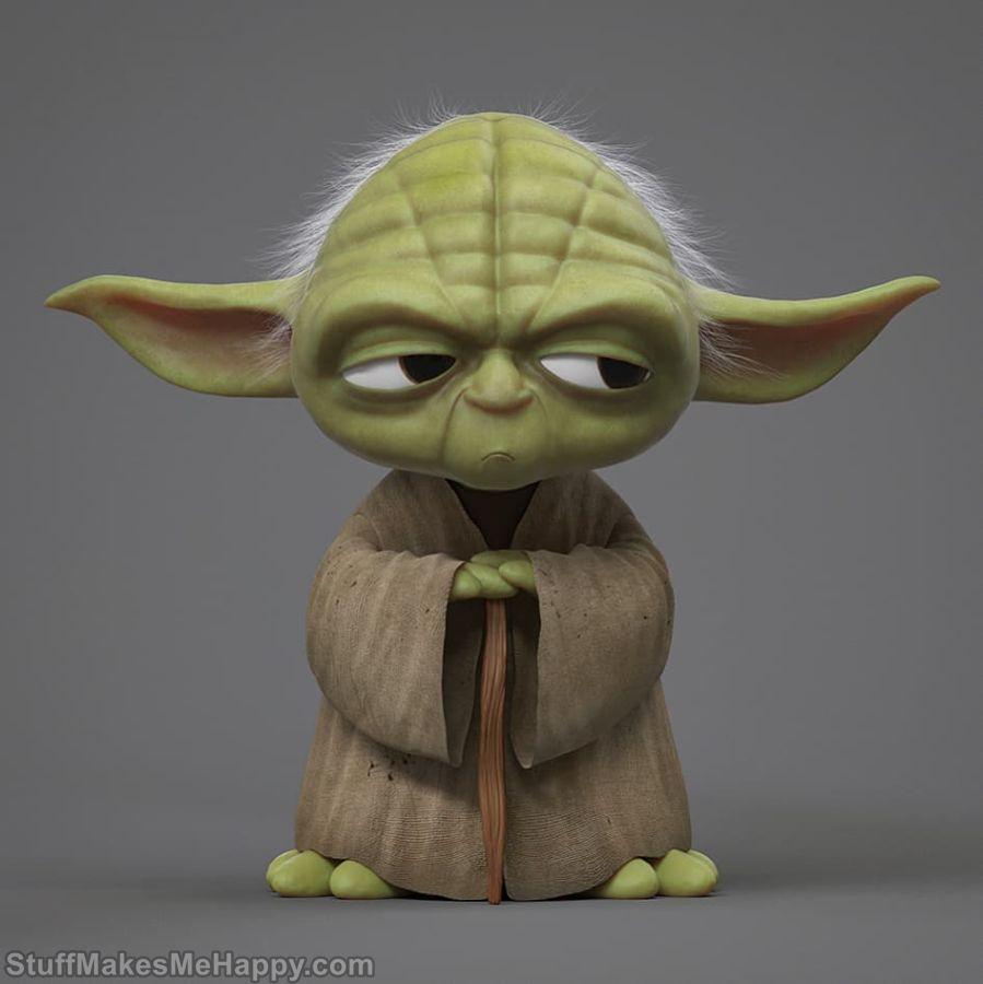 17. Yoda, Star Wars