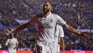 Levante vs Real Madrid 1-2 Highlights