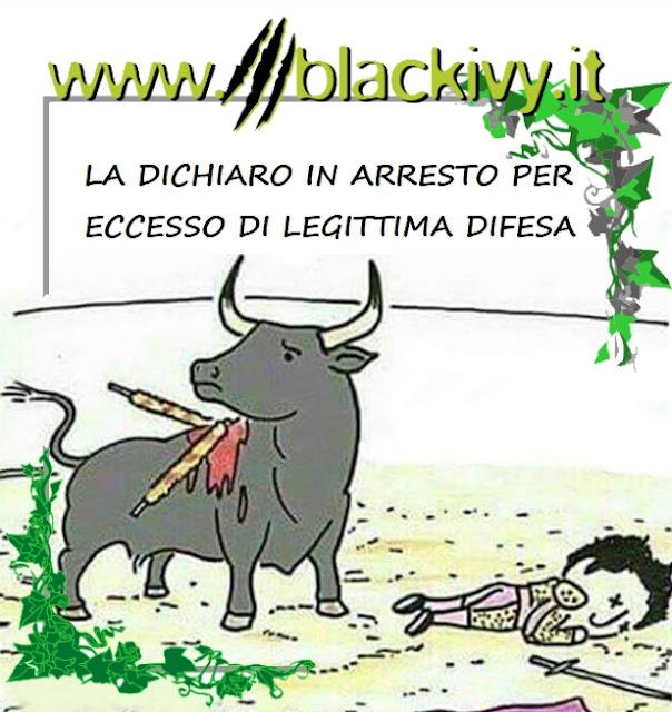 Arresto Per Eccesso Di Legittima Difesa ...