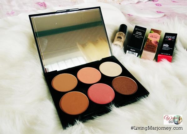 Makeup World Contour and Blush