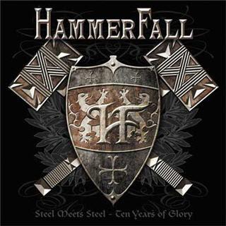 Rock Band Wallpapers HammerFall Wallpaper