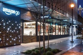 Άνοιξε το πρώτο σούπερ-μάρκετ στον κόσμο χωρίς κανένα ταμείο
