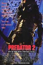 Depredador 2 (1990) DVDRip Latino