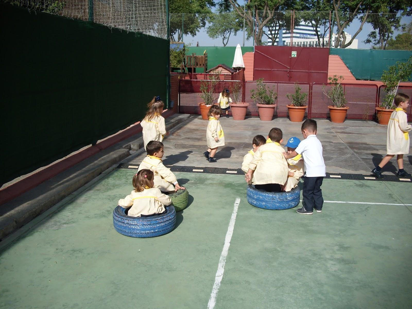 Educaci n infantil 2 ciclo sevilla escuela infantil la for En que ciclo lunar estamos hoy