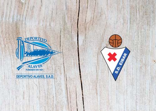 Deportivo Alaves vs Eibar - Highlights 9 March 2019