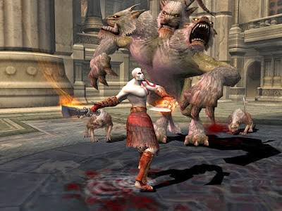 Screenshots God of War 2