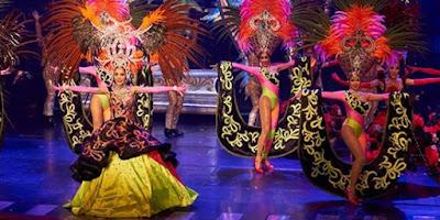 Mua vé Tiffany Show ở Pattaya