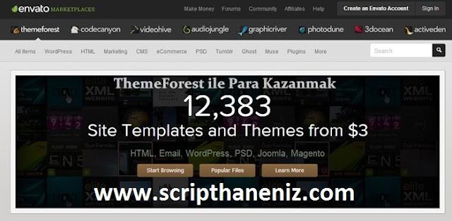 WordPress Forest Teması Ücretsiz İndir