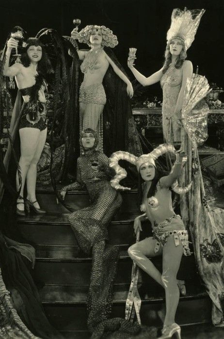 Dirty Fabulous: Follies and Chorus Girls!