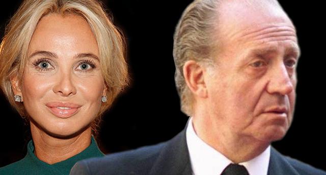 Corinna asegura que recibe muchas presiones por parte del entorno del rey Juan Carlos