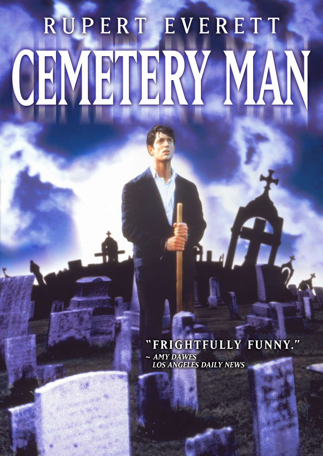 Movie cemetery man
