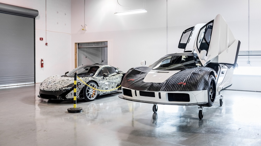 McLaren F1 Service Center opens in North America