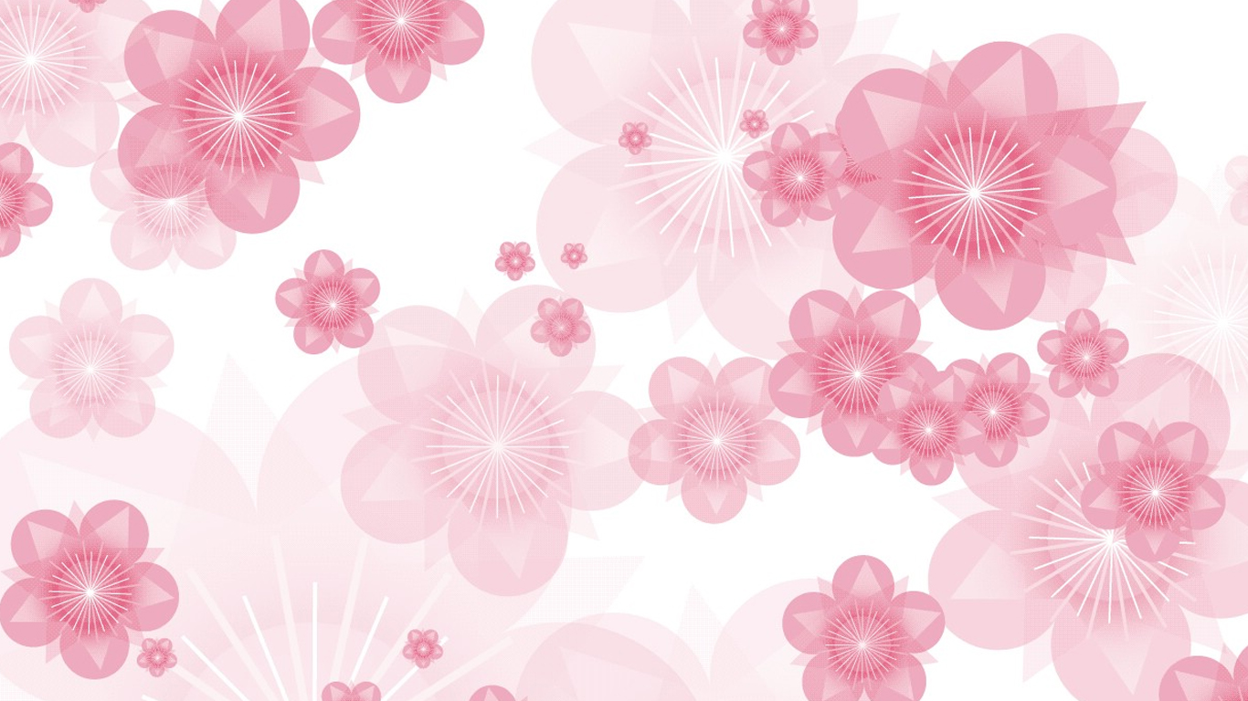 Floral Wallpaper Pink Floral Walls