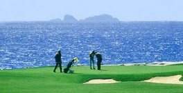Golf Courses, Silver Coast, Portugal