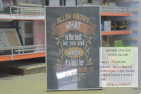 Poster Motivasi Islami