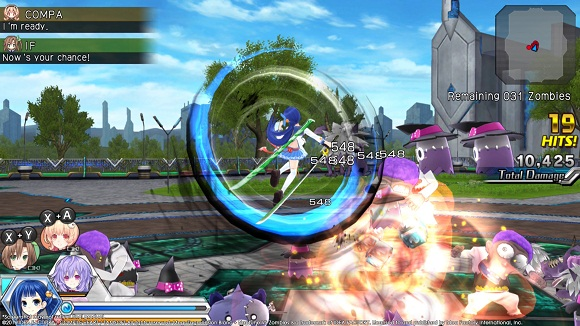 megatagmension-blanc-neptune-vs-zombies-pc-screenshot-www.ovagames.com-1
