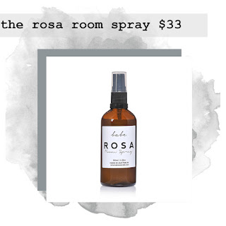 babe australia rosa room spray bird bee detroit