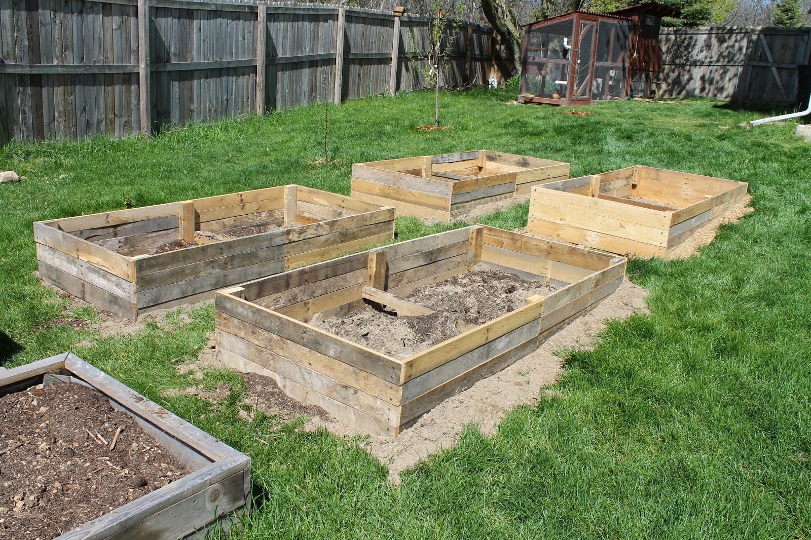 Inexpensive Raised Bed Soil Mix Fill Your Garden For Less