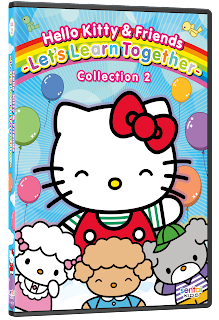 Hello Kitty & Friends Let's Learn Together Vol 2