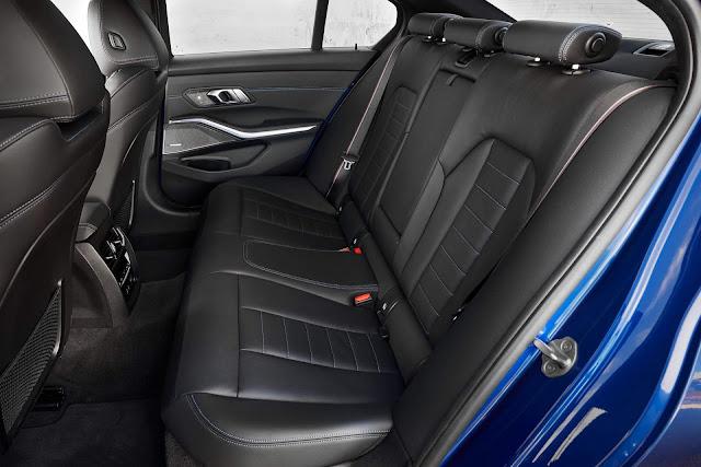 Novo BMW Série 3 2020
