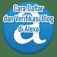 Daftar dan Verifikasi di Alexa