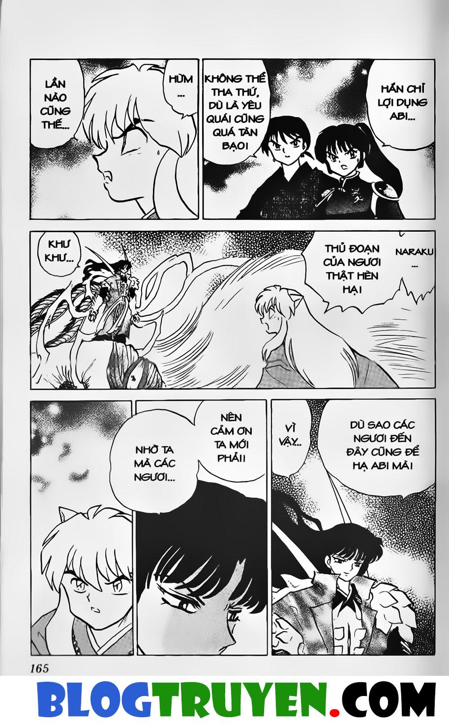 Inuyasha vol 32.9 trang 18