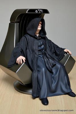 kotobukiya artfx emperor palpatine