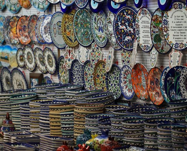 Compras em Israel