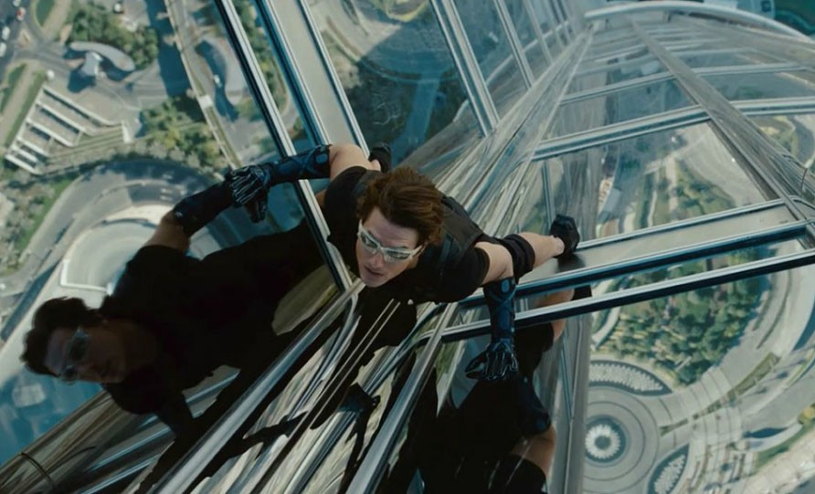 Dead End Drivein Mission Impossible Ghost Protocol 2011
