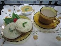 Serabi Durian Cake