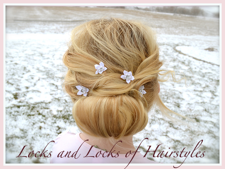 Wedding Hairstyles For Fine Hair: Locks And Locks Of Hairstyles: Quick And Easy Video