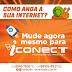 Como anda a sua internet? Mude para iConect