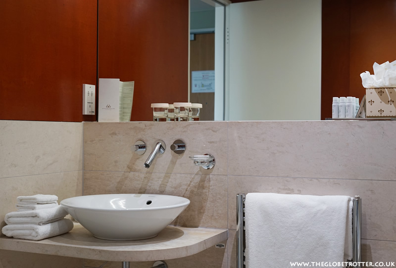 Hotel de France Jersey - Review