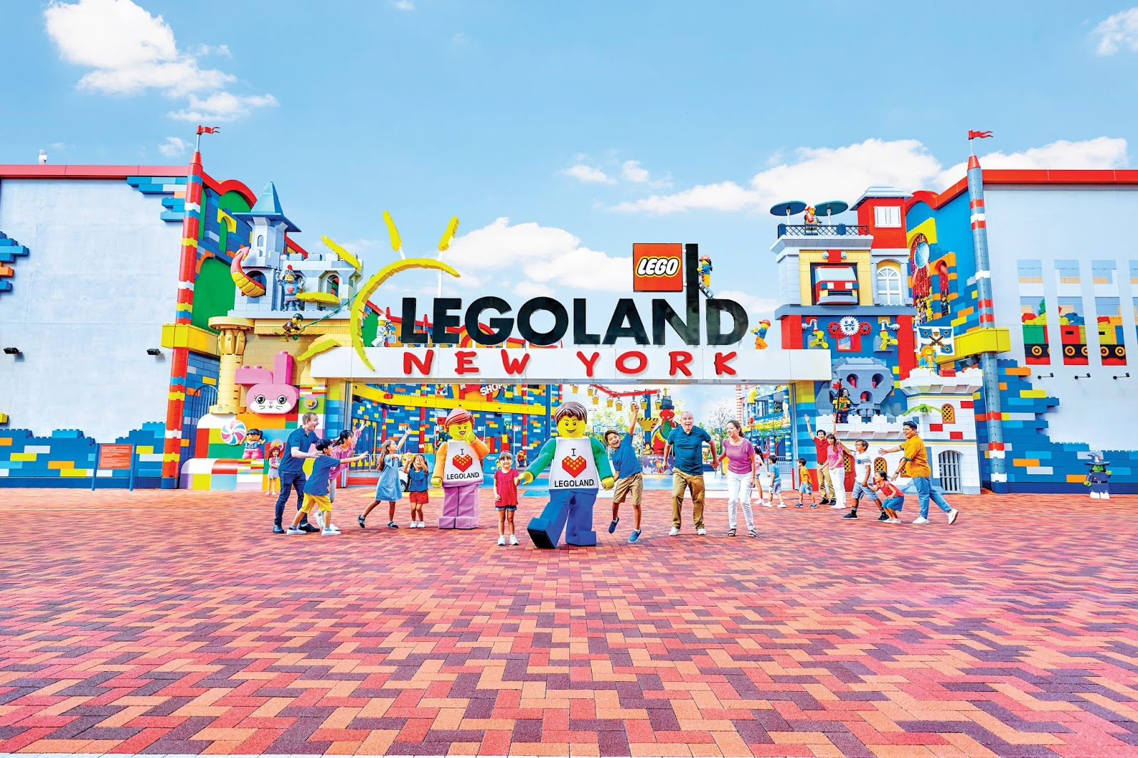 Tubey Toys Review: The Search is On! LEGOLAND New York ...