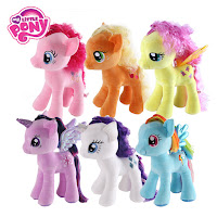 MLP Fake Plush